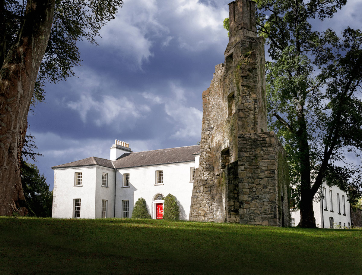 Castlecoote House, Co. Roscommon Venue for the Percy French Festival