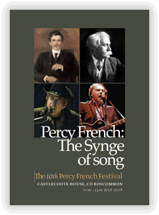 Percy French Festival 2016 brochure image